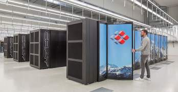 Swiss supercomputer now world's third most powerful