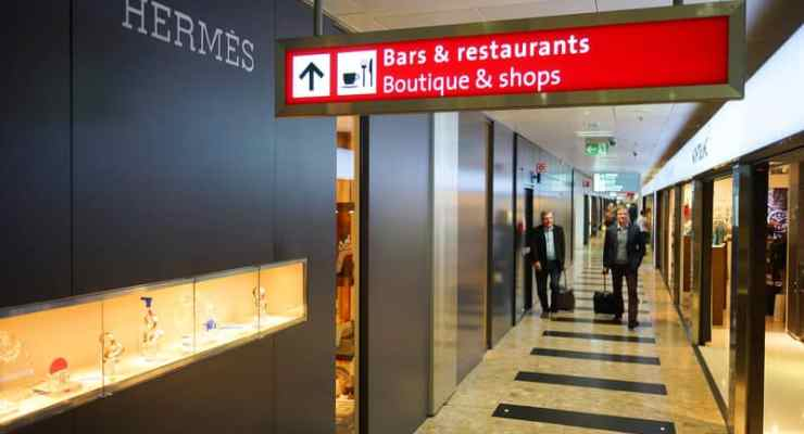 Geneva lags well behind Zurich in airport ranking