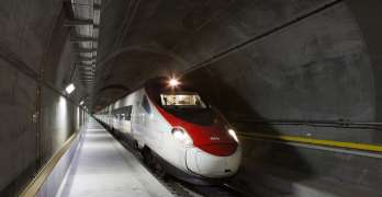 Super high-speed train between Zurich and Milan unveiled
