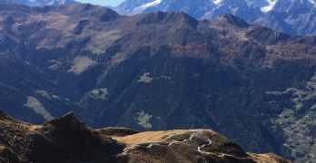 Guides to Swiss mountain biking: Verbier