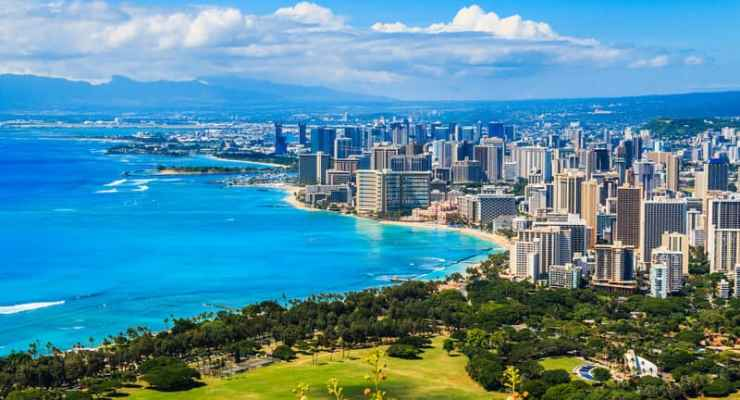 Zürich family in Hawai'i caught out by nuclear attack scare