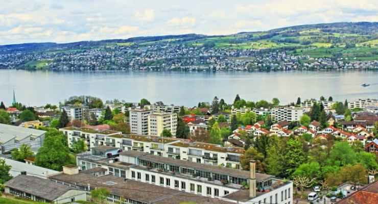 Swiss fact: nearly 50% of Swiss GDP comes from 4 cantons