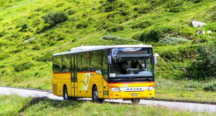 Switzerland's PostBus scandal – entire management team suspended
