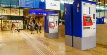 Some Swiss Rail ticket machines set to disappear