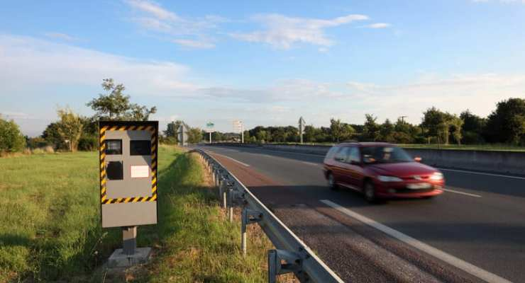 Nearly 250,000 Swiss drivers caught by French speed cameras last year