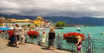The Swiss town on the 2019 New York Times' places-to-visit list