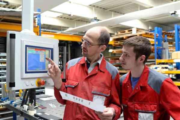 Swiss apprenticeships
