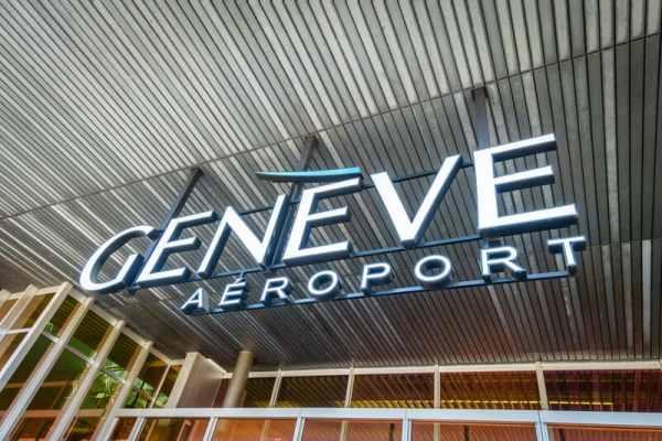 Geneva Airport - © Hai Huy Ton That | Dreamstime.com