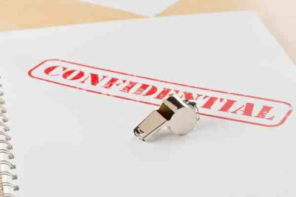 Swiss commission supports new laws to protect whistleblowers