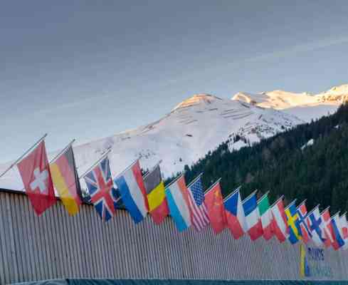 Davos at 50 - hate, intolerance, vengeance and the environment