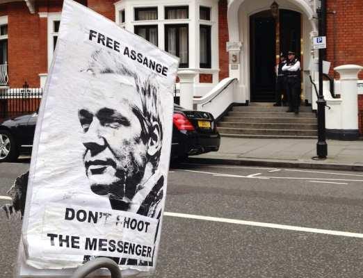 Geneva would like to offer Assange asylum
