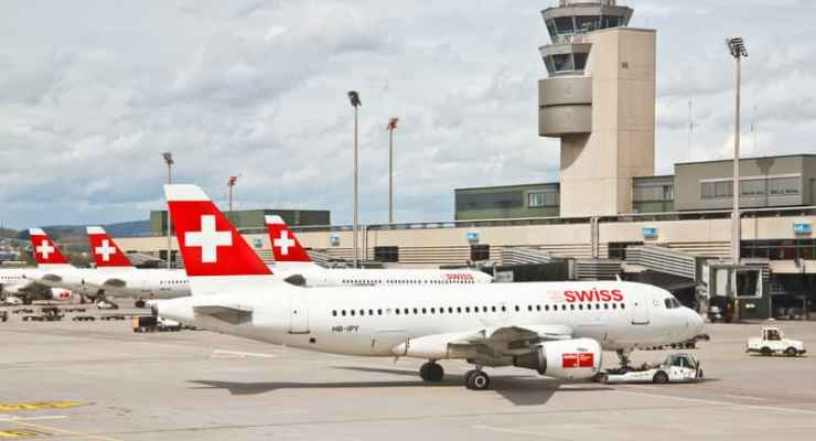 Swiss extends China flight cancellations