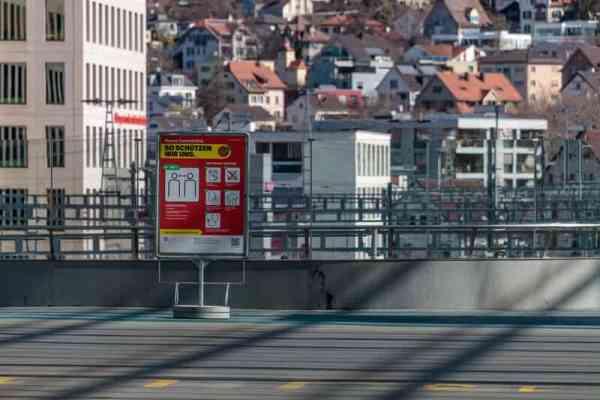 Coronavirus: new cases remain low in Switzerland