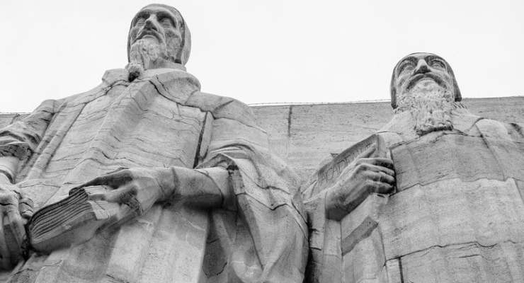 """The shame of John Calvin: will """"Black Lives Matter"""" force Switzerland to acknowledge its own history of human rights abusers?"""