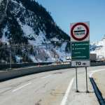 100 franc fines for entering Switzerland without right forms