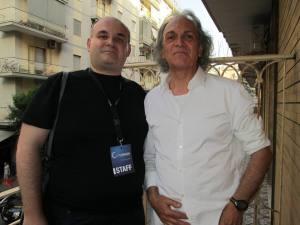 Angelo Iervolino e Riccardo Fogli