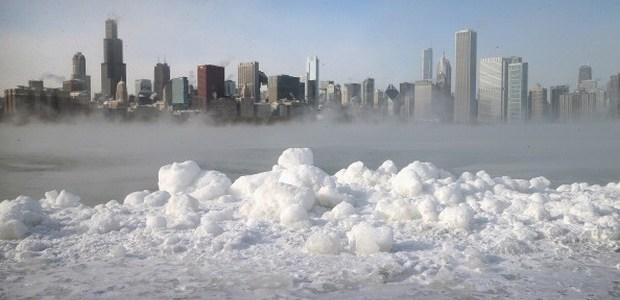 Freddo polare in America, tutto naturale?