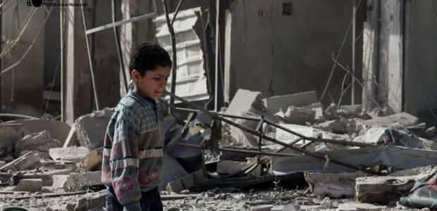La strage di bambini in Siria non si ferma.