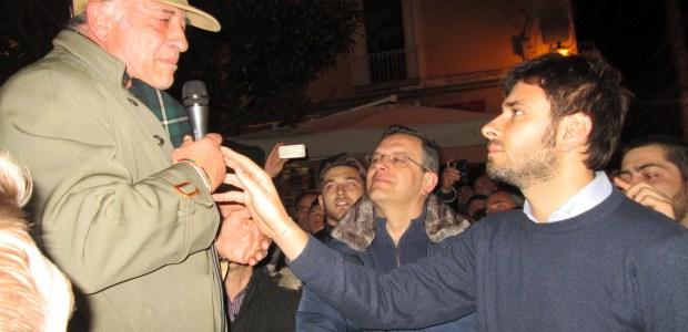 Il NonciFermate Tour a Salerno riempe piazza Portanova.