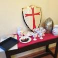 A Teggiano - Salerno, l'investitura dei Cavalieri Templari.