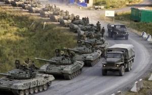 Carri Armati confini Russia