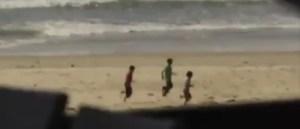 Gaza, i 4 bambini palestinesi colpiti in spiaggia. Filmato esclusivo dell'emittente francese TF1