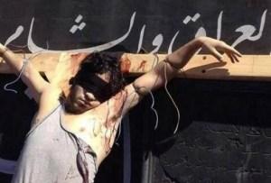 siria-islam-crocifissione-raqqa-cristiani