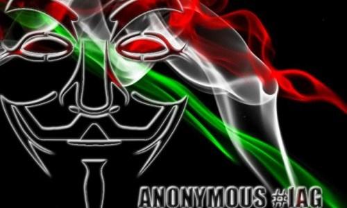 Comunicato stampa Anonymous#IAG, alle Agenzie Federali e alle Forze di Polizia.
