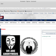 #Op:MediaControl, Anonymous attacca Tgcom24.