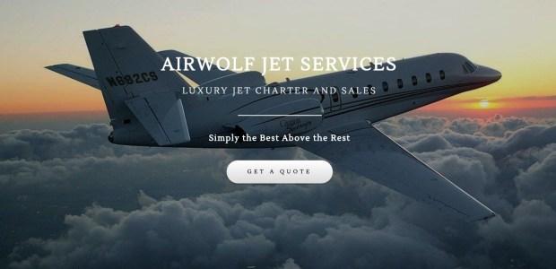 Airwolf Jet Services - La Nuova Compagnia di Jet Privati.