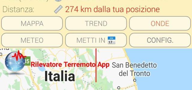 Terremoto Norcia (PG) 4.1 ore 02:02:39