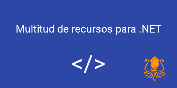 Multitud de recursos para .NET