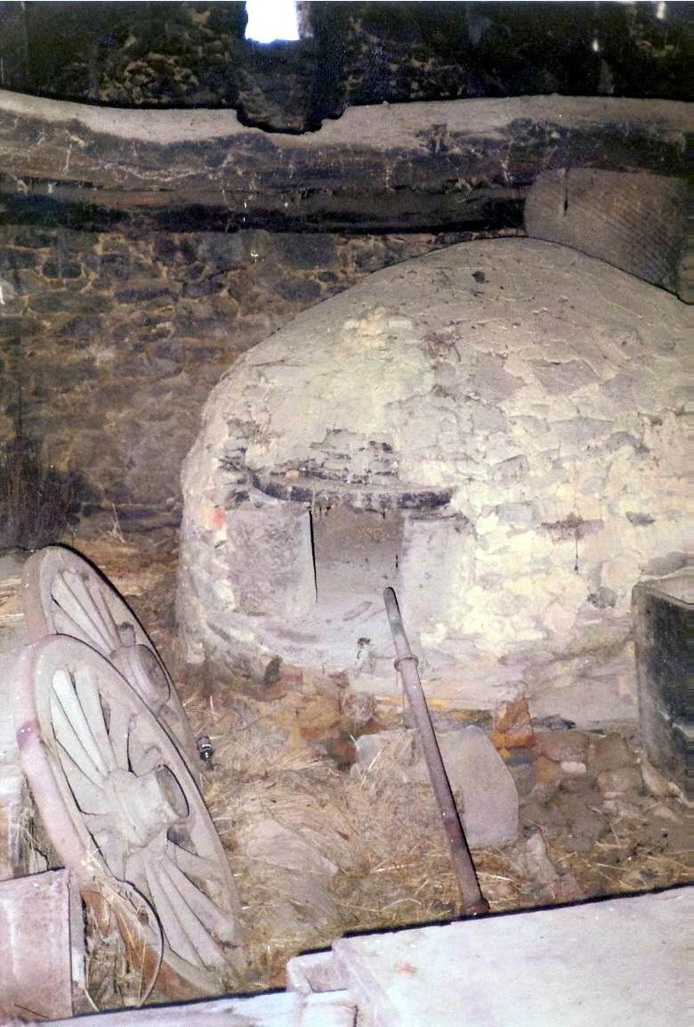 Los hornos para cocer el pan Sanabria Gua cultural