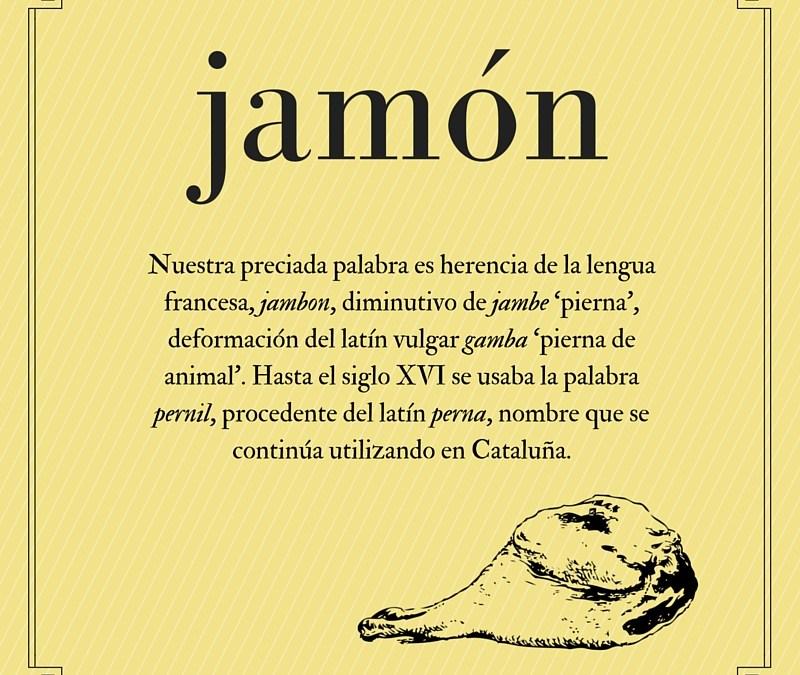 El origen de… jamón