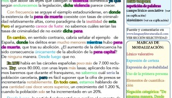 Cómo Argumentar Lengua Y Literatura Fácil