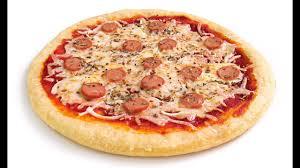 Definición de pizza