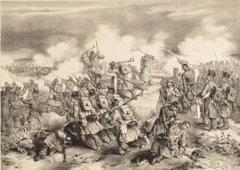 Armee-Bulletin_XXXIII._Schlik_csapatai_a_Hatvanból_kivezető_Zagyva-híd_lerombolásával_biztosítják_a_Gödöllő_felé_való_visszavonulás_lehetőségét