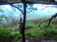 View dari Pos 3