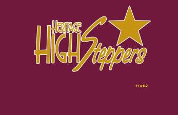 Heritage Highsteppers LOGO