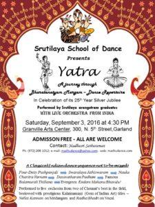 Yatra flyer
