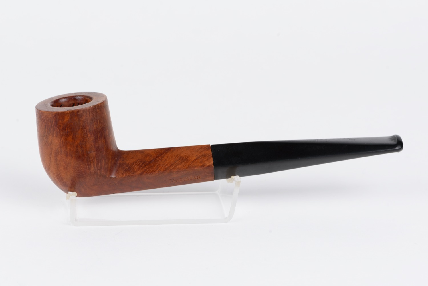 """Smoking pipe. Form """"Dublin"""" (According to the classification of """"Alfred Dunhill Ltd""""). USSR. 1940s"""