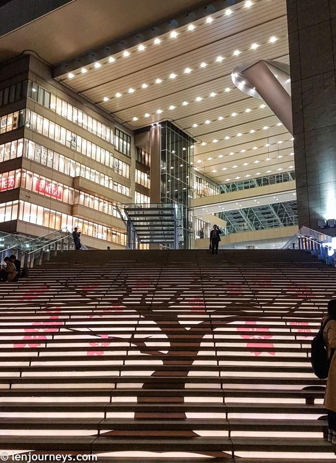 Entrance to Osaka Station