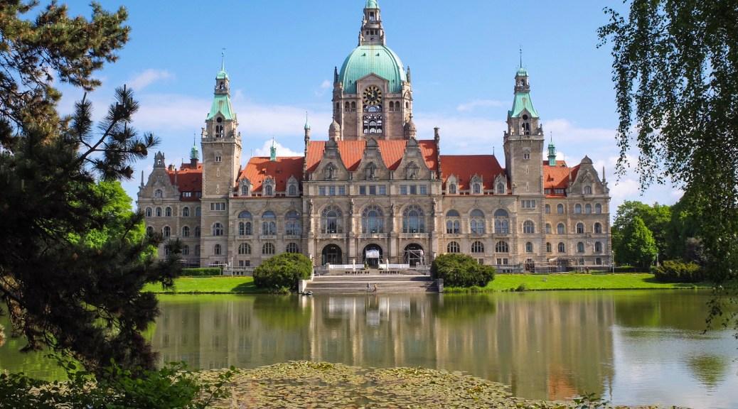 Hanover New City Hall