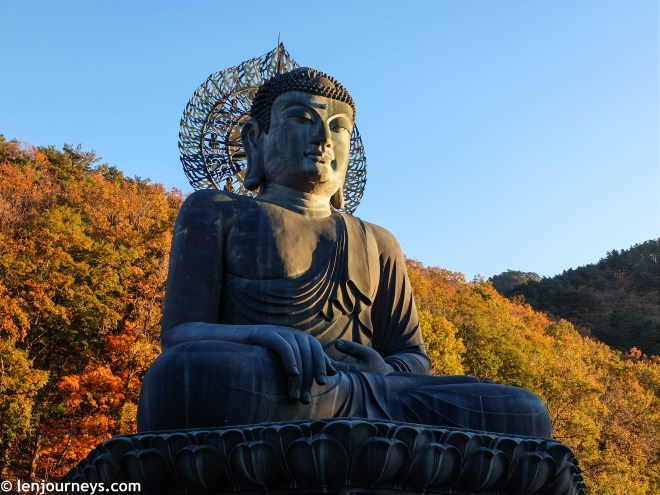 The Great Unification Buddha