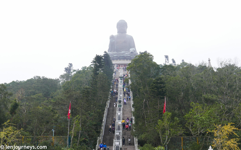 Stairway to Buddha, Lantau