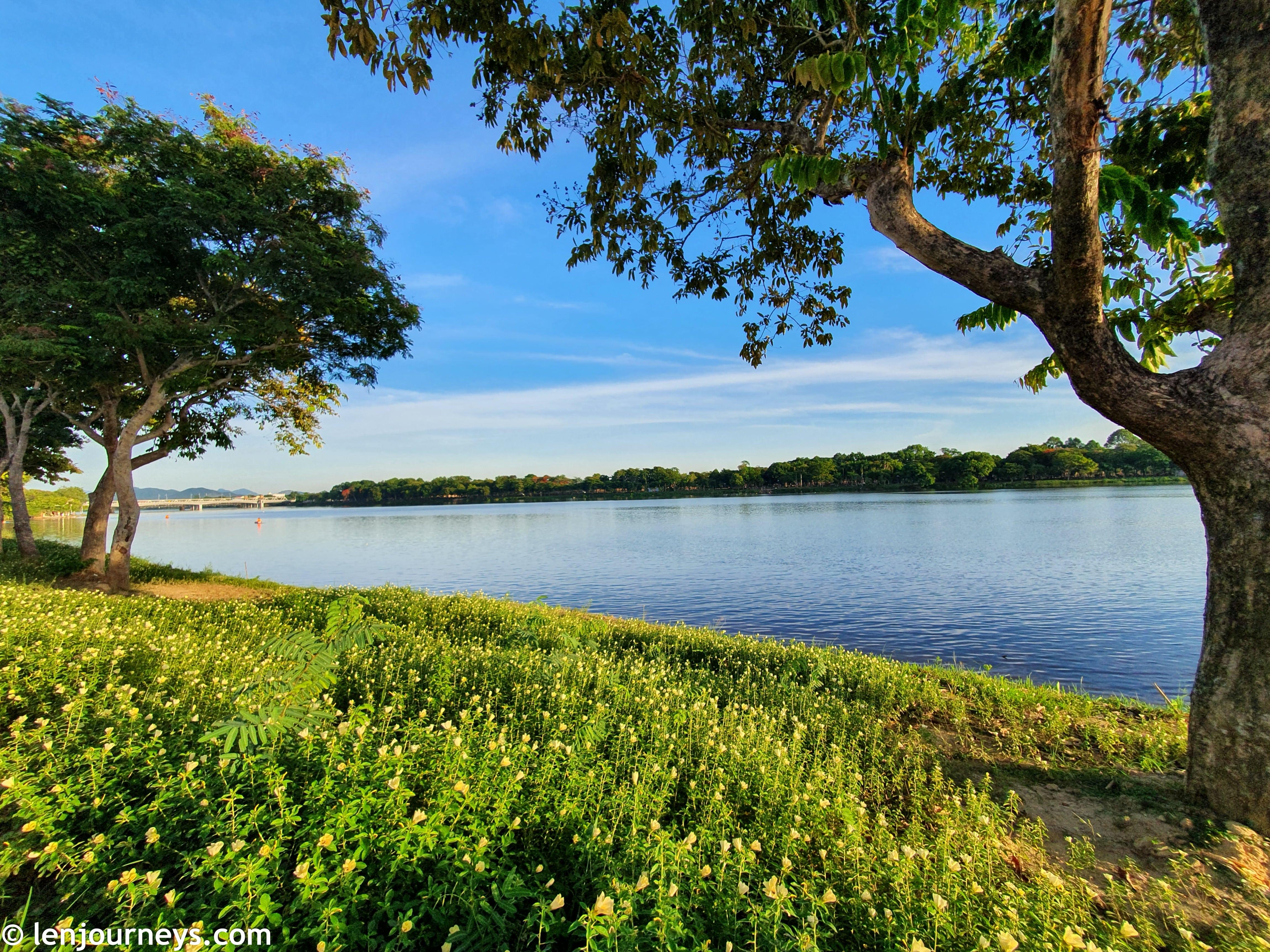 Beautiful Huong River