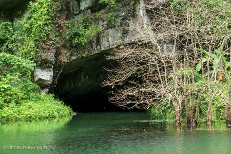 Grotto at Trang An