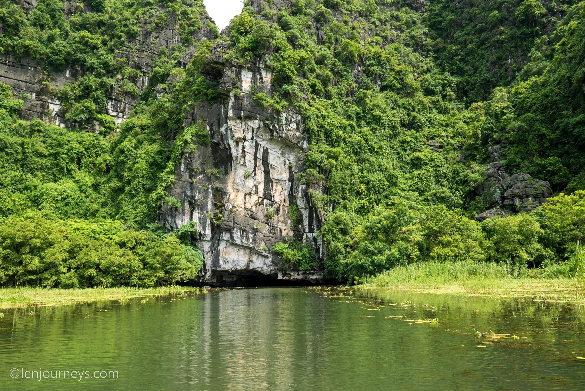 Grotto at Tam Coc, Ninh Binh