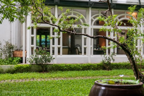 Peaceful oasis in the heart of Hanoi
