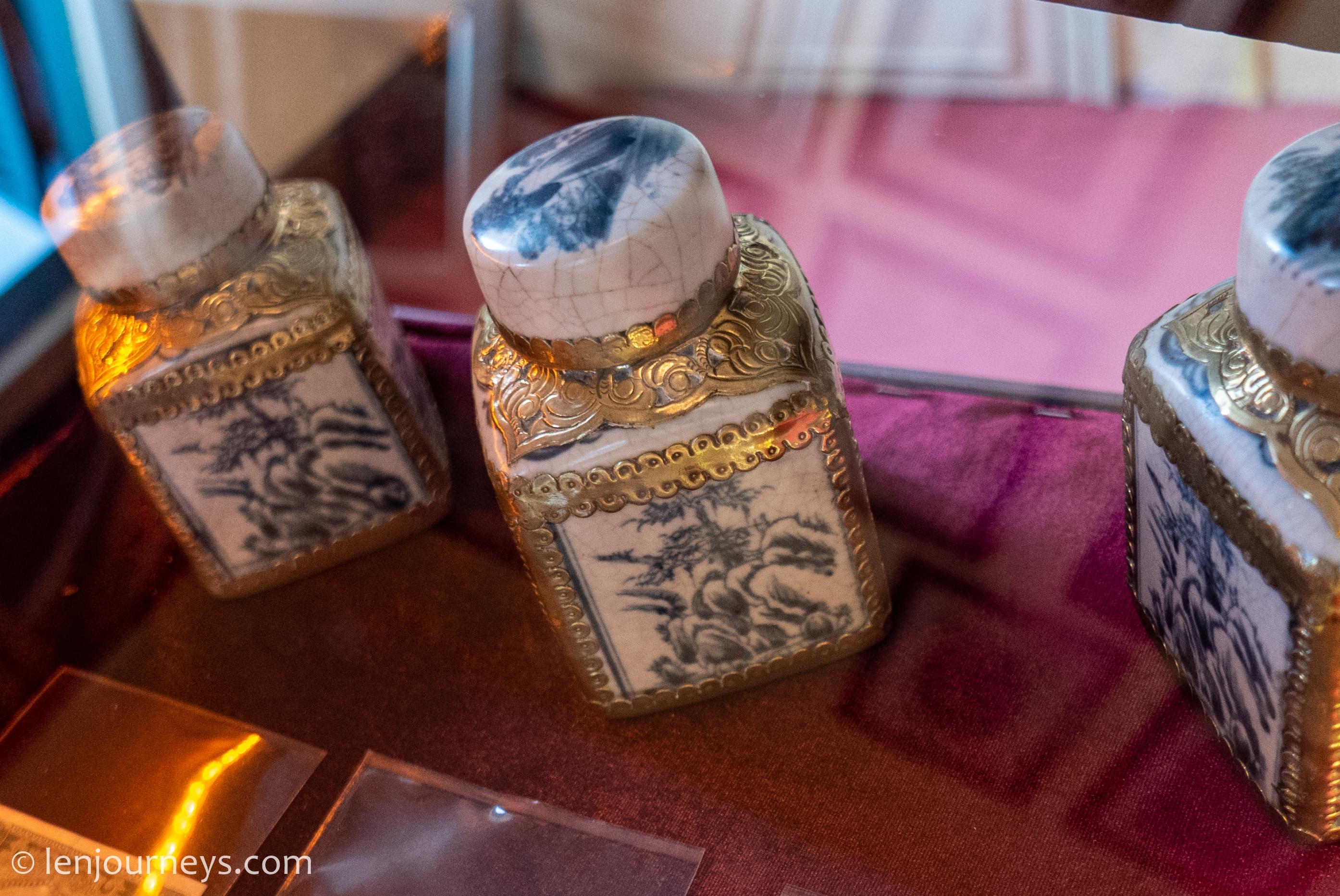 Items of Emperor Bao Dai